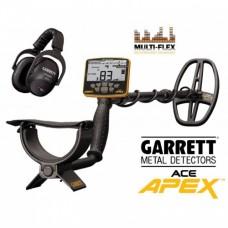 Металлоискатель Garrett ACE APEX Wireless Package